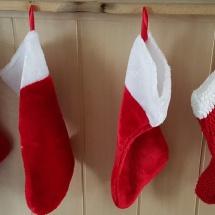 Botas navidenas