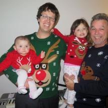 kersttruien mensen